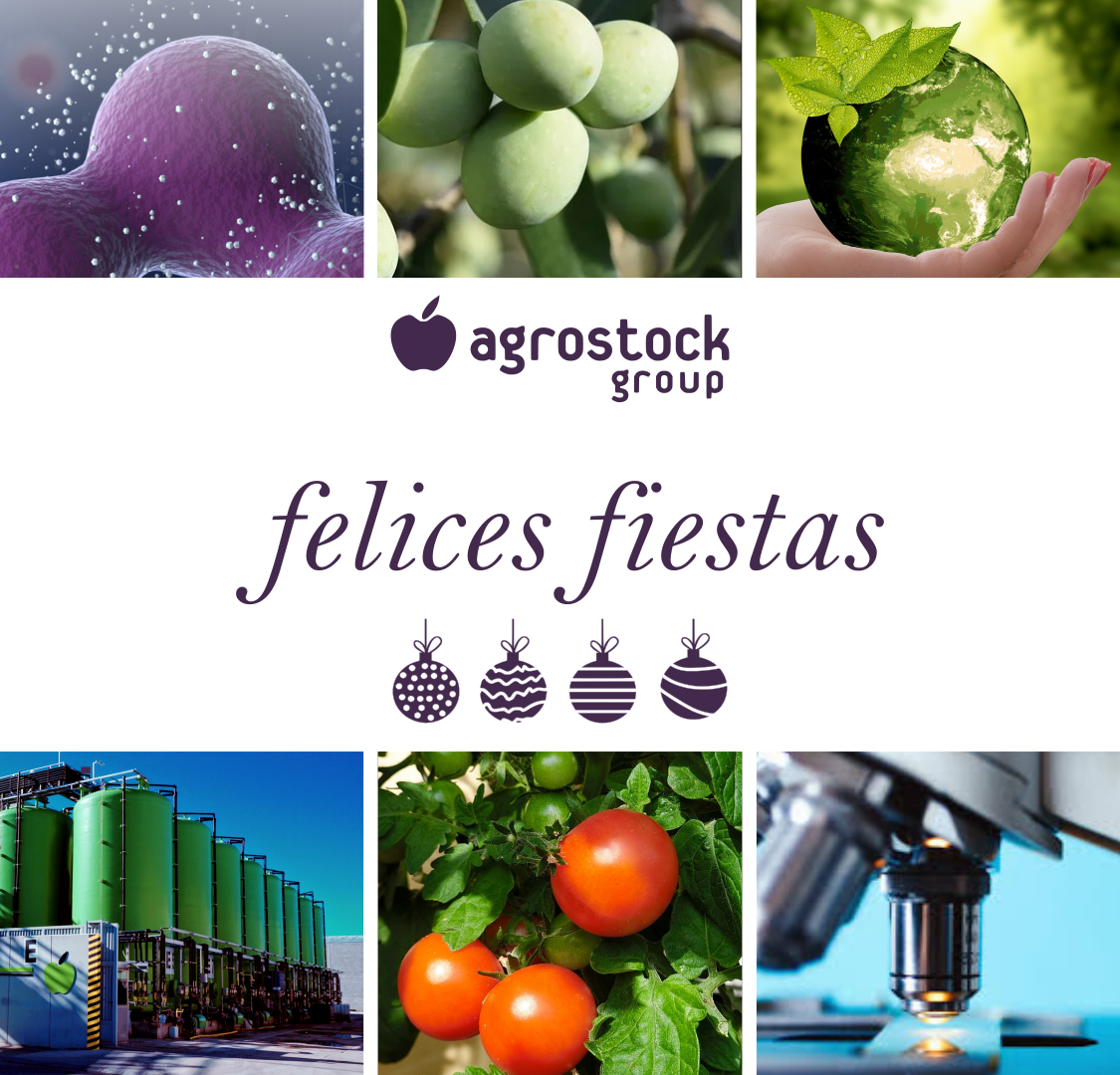 Desde Agrostock te deseamos feliz 2020