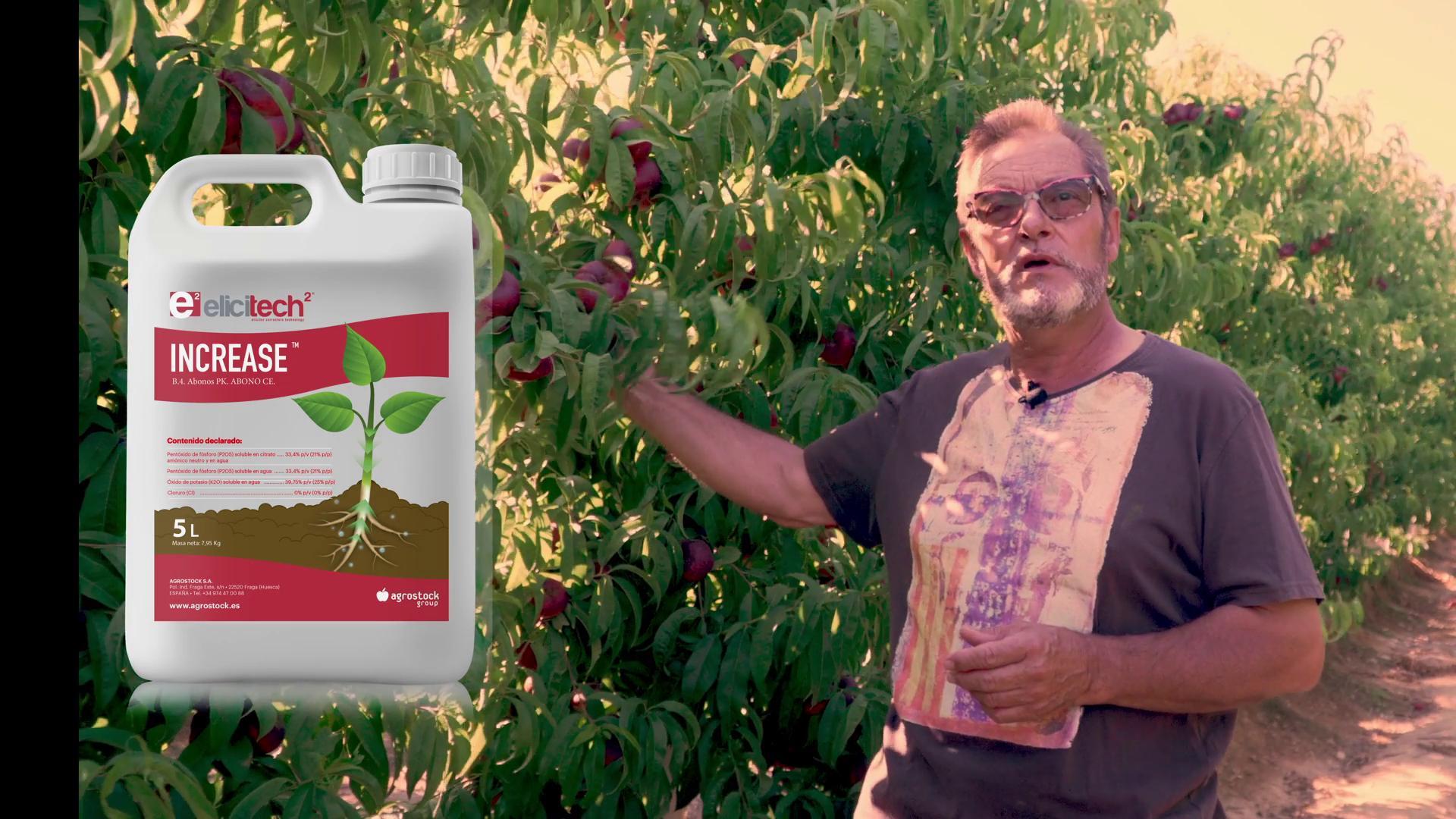 Testimonio de agricultor sobre el uso de Elicitech Increase